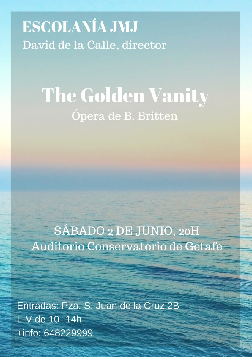 Escolanía JMJ: The Golden Vanity
